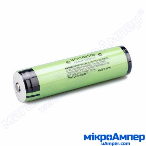 Акумулятор NCR18650B 2900mAh з захистом