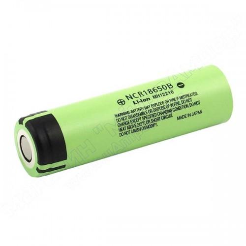 Акумулятор NCR18650B 2900mAh