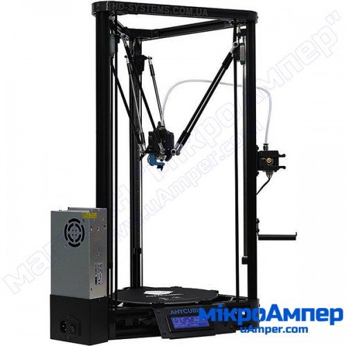 3D принтер Anycubic Kossel Linear Plus DIY