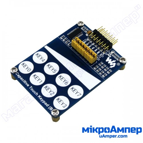 Сенсорна клавіатура Capacitive Touch Keypad (B)