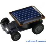Мікромашинка на сонячній батареї