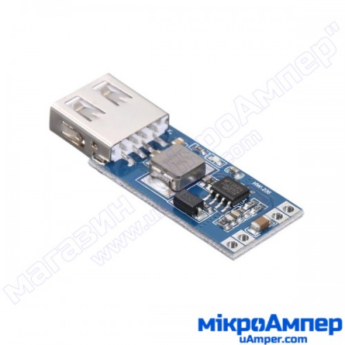 USB step-down конвертор 5В 2А HW-208