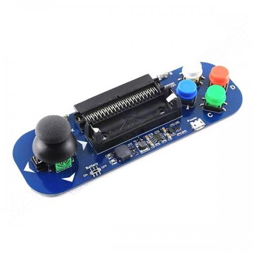 micro:bit модуль геймпада