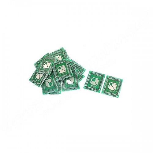 Перехідник QFP FQFP LQFP 0.5-0.8мм 32-64 піни