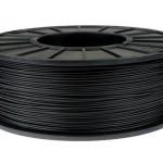 ABS+ пластик 0.5кг 1.75мм Чорний