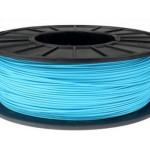 ABS+ пластик 0.75кг 1.75мм Блакитний