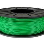 ABS+ пластик 0.75кг 1.75мм Зелений