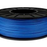 ABS+ пластик 0.75кг 1.75мм Синій