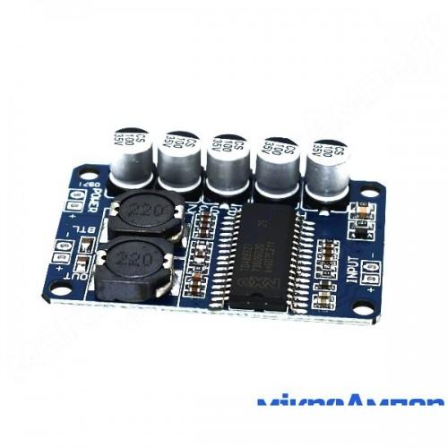 Аудіопідсилювач низької частоти TDA8932