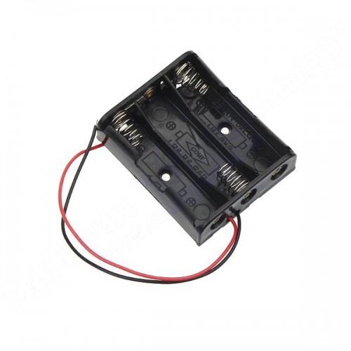 Тримач батарей AA