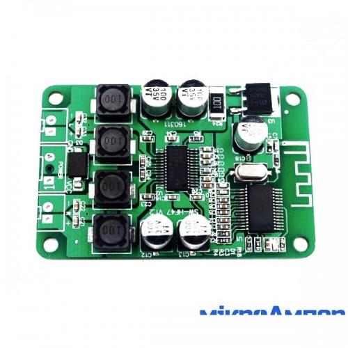 Bluetooth Аудіопідсилювач 2х15Вт