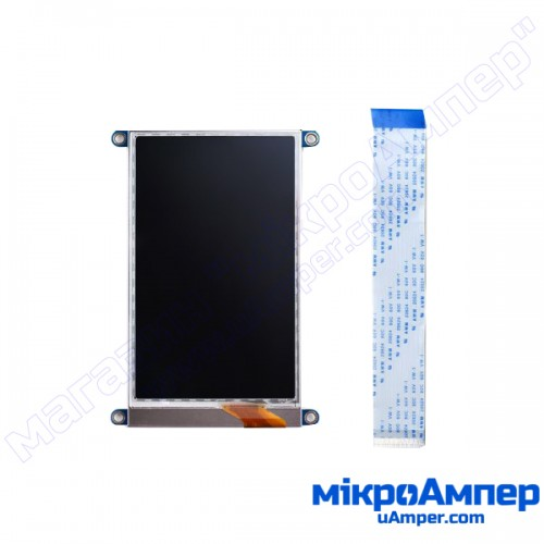 """4.3"""" ємнісний сенсорний екран HD LCD"""