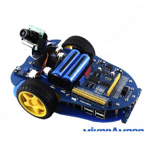 WaveShare робот AlphaBot Pi
