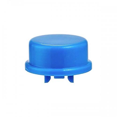 Ковпачок круглий 6мм синій