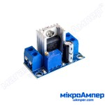 DC-DC step-down конвертор LM317