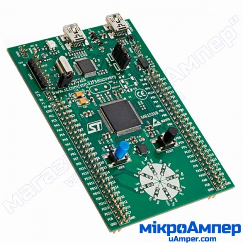 Discovery F3 STM32F303