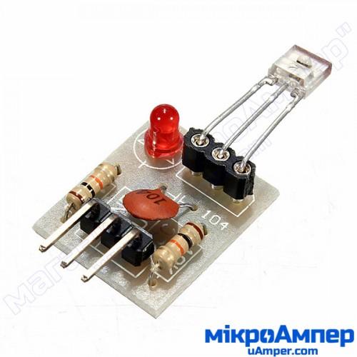 Сенсор лазерного випромінювання
