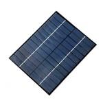 Сонячна панель 12В 2Вт