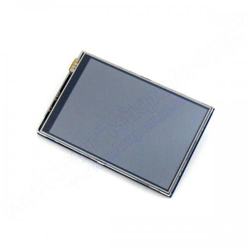3.5 дюйми сенсорний LCD Raspberry PI