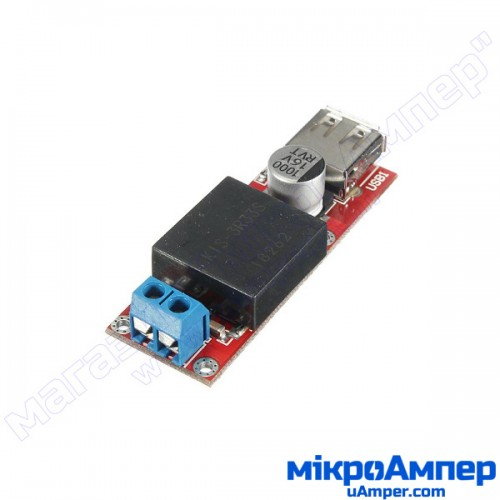 DC DC step-down конвертор KIS-3R33S USB
