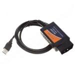 Діагностичний автосканер OBD2 ELM327 USB