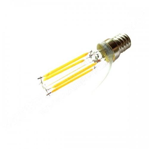 4W LED лампа декоративна Е14