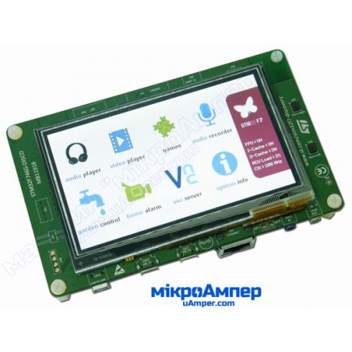 Discovery F7 STM32F746G