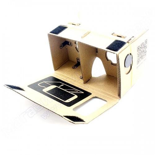 Картонні окуляри віртуальної реальності