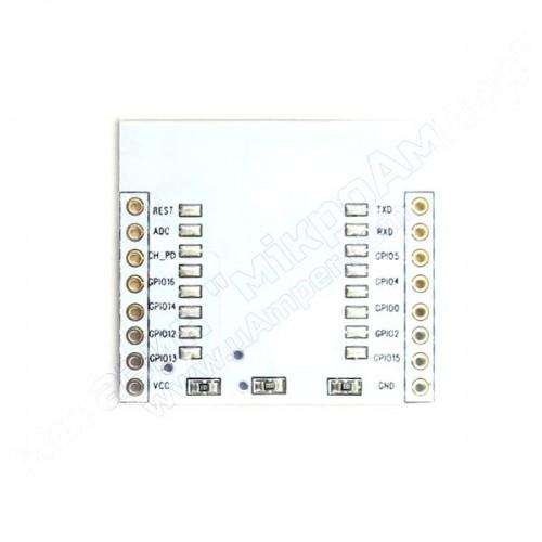 Адаптер для Wifi модулів ESP8266