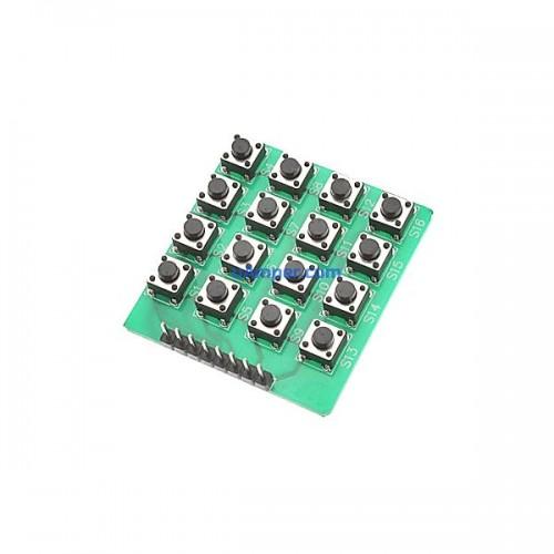 Матрична кнопочна клавіатура 4х4