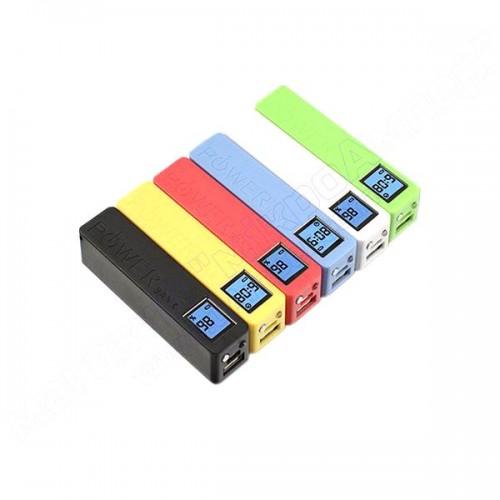 Powerbank з дислеєм (без акумулятора)