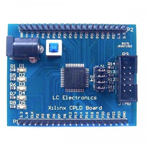 Плата для програмування Xilinx XC9572XL CPLD