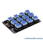 RobotDyn модуль клавіатури 3х4