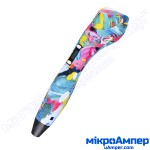 3D ручка з екраном Bapasco K3 Dreams Colorful