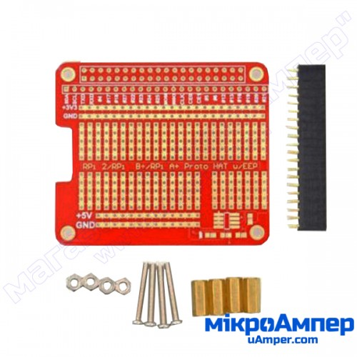 Плата прототипування Raspberry Pi