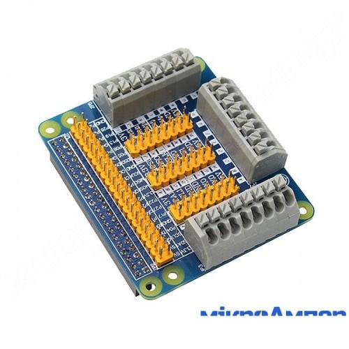 Плата розширення 40 GPIO Raspberry Pi
