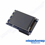 "WaveShare LCD Touch екран 2.8""(A)  для Raspberry Pi"