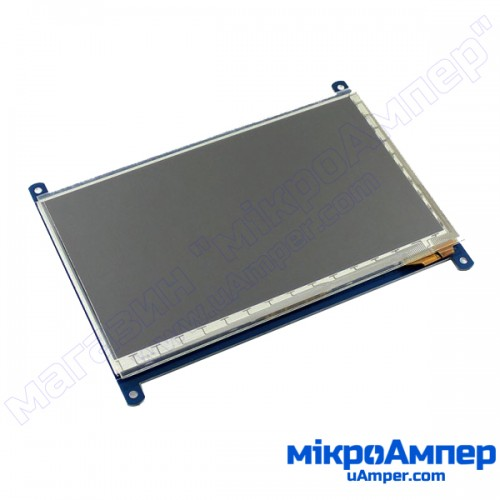 """7"""" ємнісний сенсорний екран LCD WaveShare"""