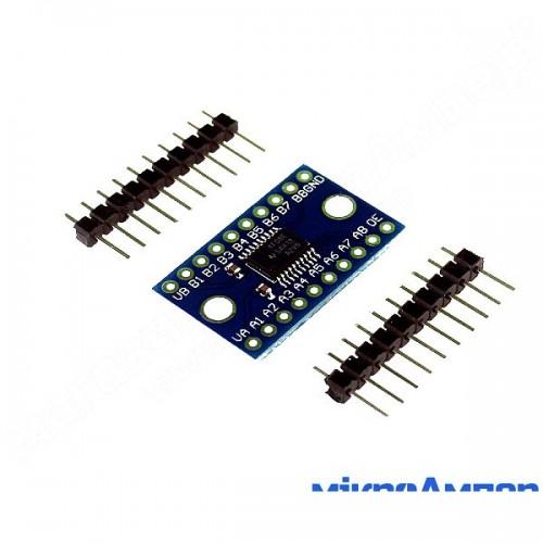 8-канальний перетворювач логічних рівнів TXS0108E