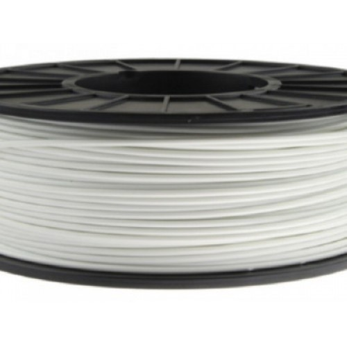 ABS пластик 0.5кг 1.75мм Білий