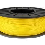 ABS пластик 0.5кг 1.75мм Жовтий