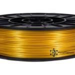 ABS пластик 0.5кг 1.75мм Золотий