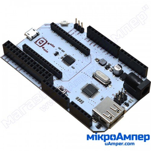 Omega2 плата розширення Arduino Uno