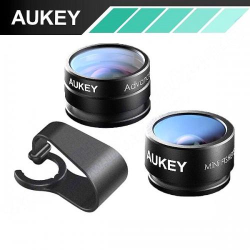 AUKEY Лінзи для мобільних камер Fisheye Macro