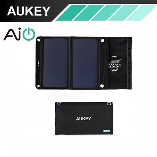 AUKEY Сонячна панель для подорожей 14W