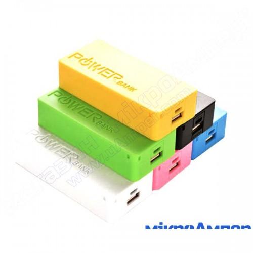 Корпус Powerbank для двох акумуляторів