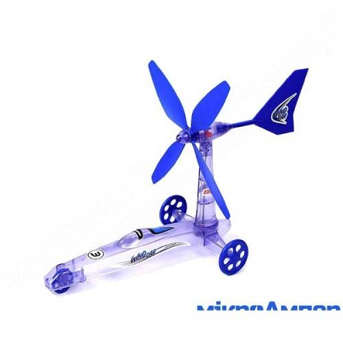 DIY Набір Автомобіль на енергії вітру