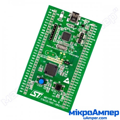 Discovery L1 STM32L100C