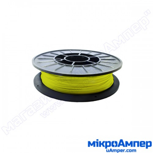 Elastan D100 пластик 0.125кг 1.75мм Жовтий