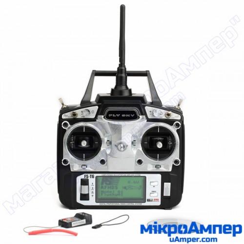 Пульт FlySky FS-T6 6CH